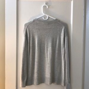 "Everlane Sweaters - Everlane ""The Soft Cotton Square Crew"""